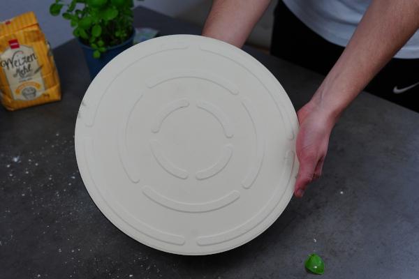 Cordierit-Pizzastein-Backofen