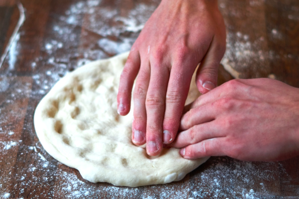 Pizza-Tipps-Teig