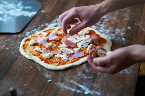 Pizza-belegen-Tipps