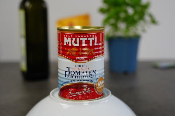 Mutti Tomaten Fruchtfleisch