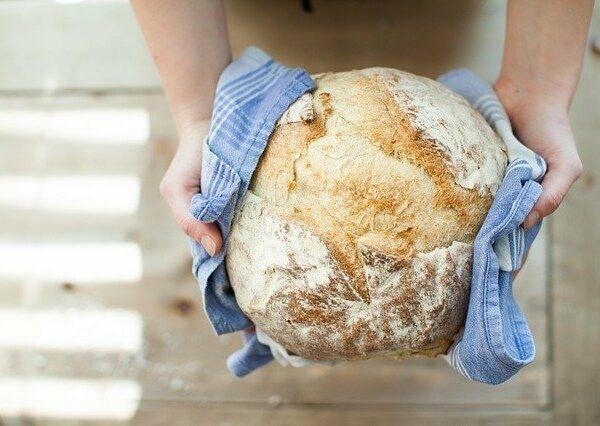 Brot backen mit Stein