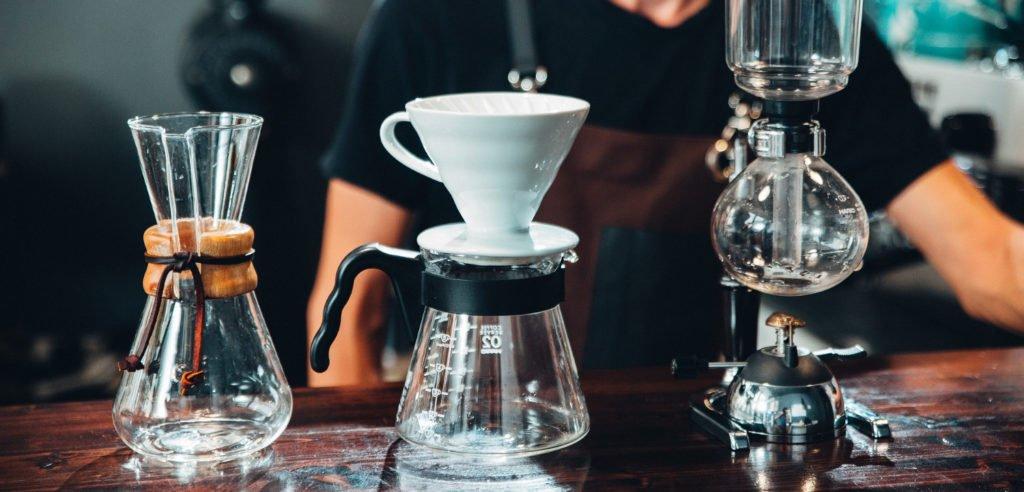 Kaffee Zubereitungsmethoden im Überblick: French Press, Siebträgermaschine, Mokka-Kanne