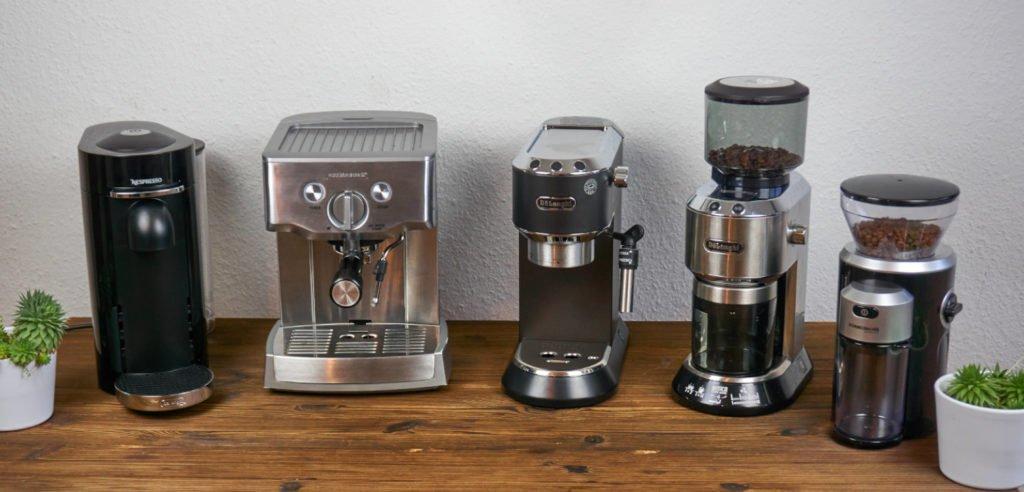 Kleine Espressomaschine - Eine neue Welt