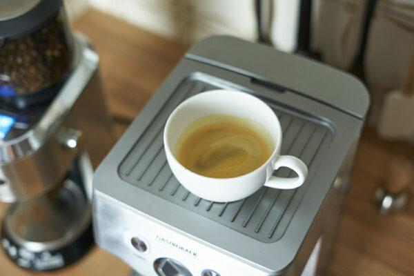 Espresso zu sauer