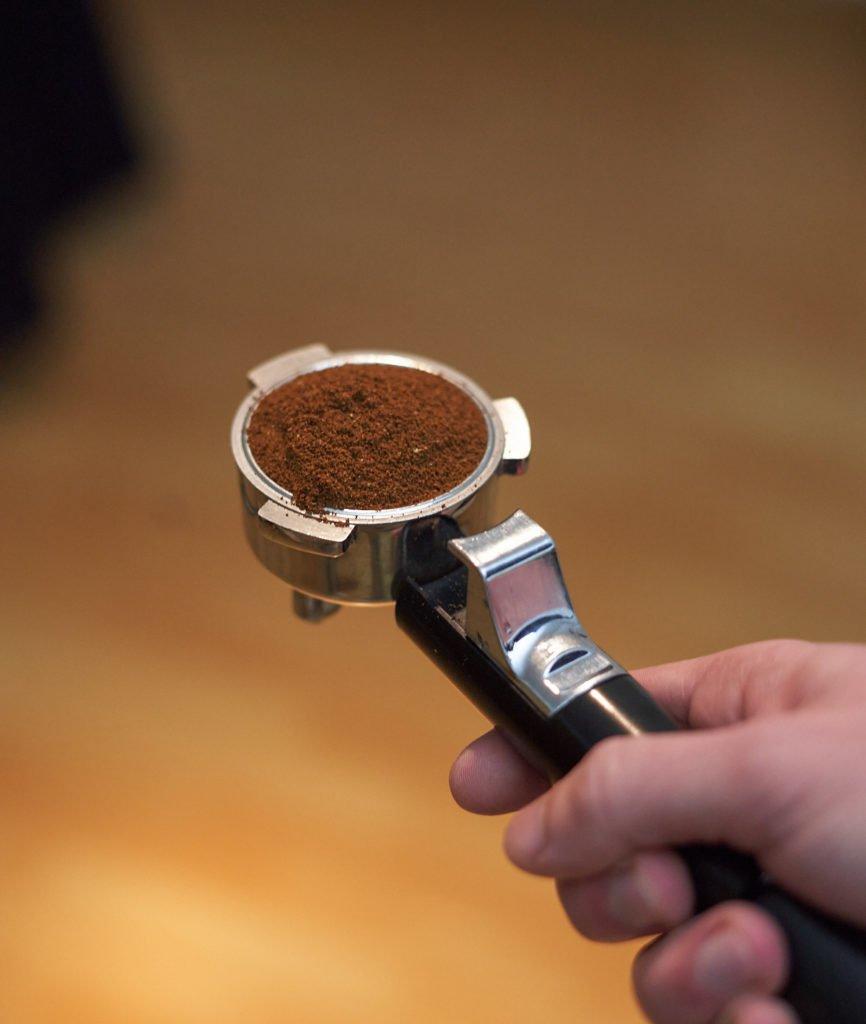 Feiner Espresso Mahlgrad