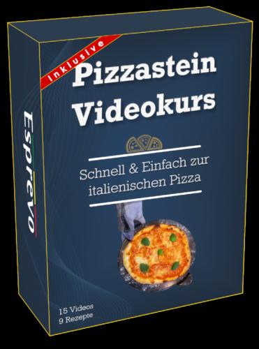 Esprevo Pizzastein Videokurs