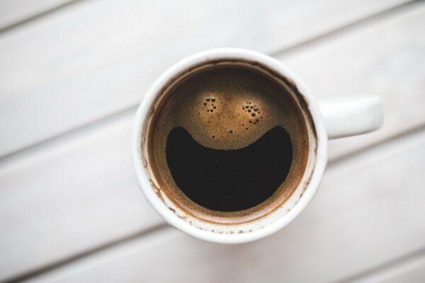 Filterkaffee - Frisch nach dem Brühvorgang