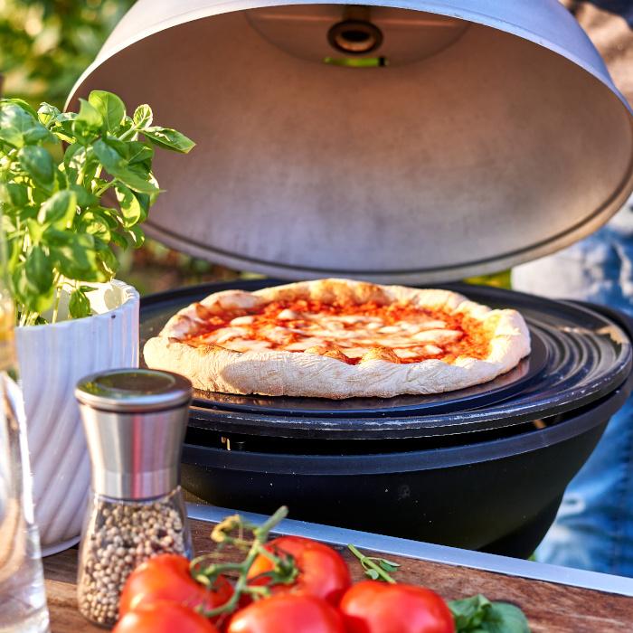 Pizza Grillen