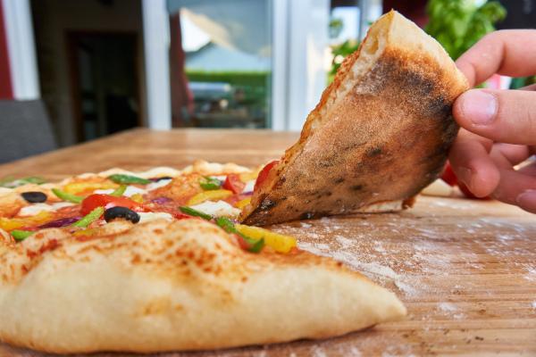Pizzastein Material
