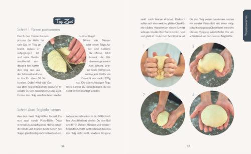 Kochbuch Zubereitung