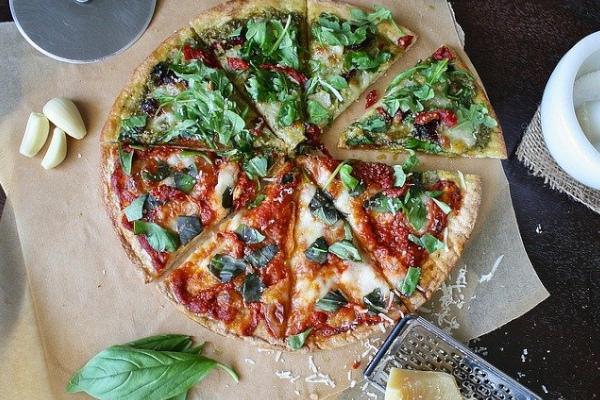 Glutenfreier Pizzateig