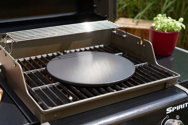 Pizza grillen Temperatur