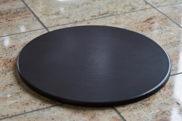 Pizzastein-rund