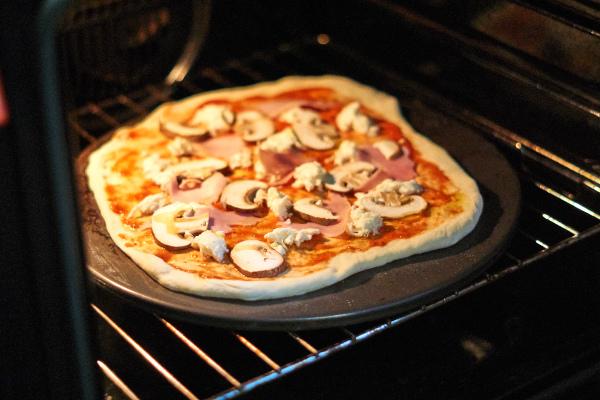 bester glutenfreier Pizzateig
