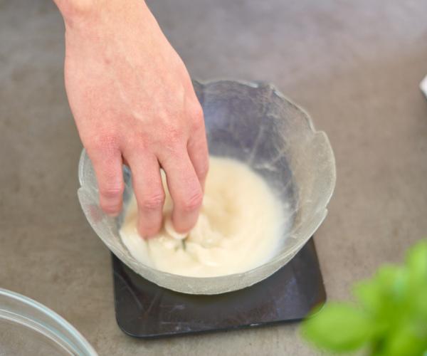 Pizzateig ruhen lassen Kühlschrank